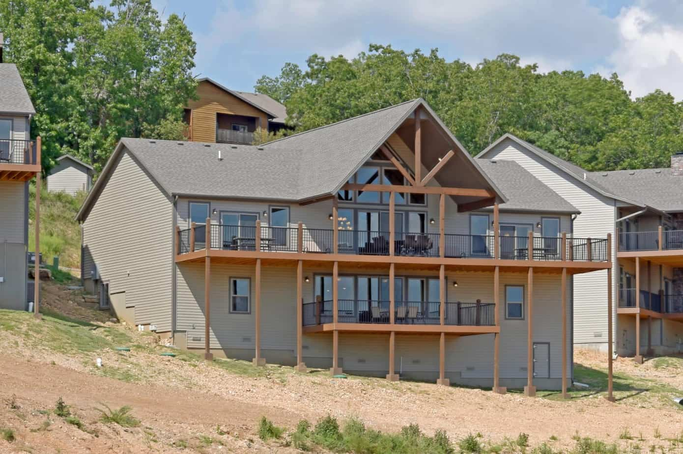 Lakeview Lodges At Table Rock